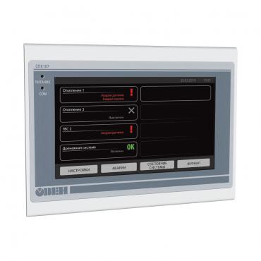 СПК107 Контроллер