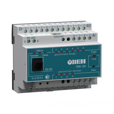 ПЛК150 Контроллер