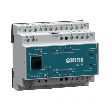 ПЛК154 Контроллер