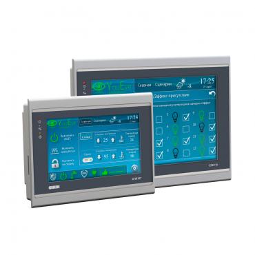 СПК107, СПК110 Контроллеры с Ethernet
